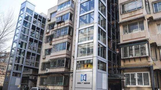 北京2018年老楼加装电梯任务超额完成