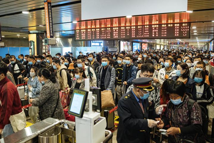 從黃金周消費透視中國經濟活力