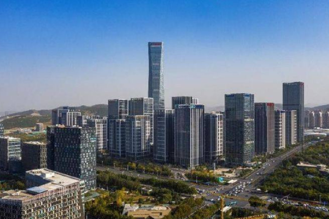 济南第一高正式易主,339米云鼎大厦公开亮相