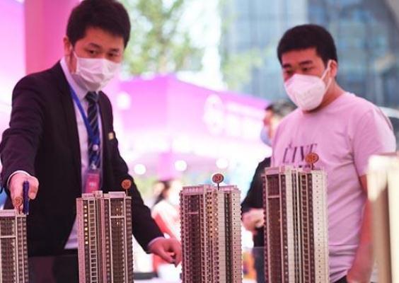 前4个月中国百城房价累计上涨0.43% 为近5年同期最低